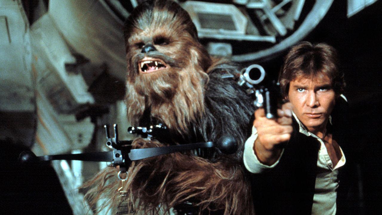 Hur lärde Han Solo och Chewbacca lära känna varandra?