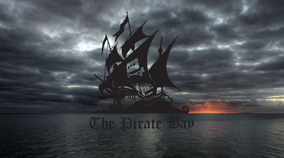 The Pirate Bay nere