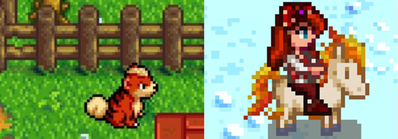 Pokémon-mod för Stardew Valley