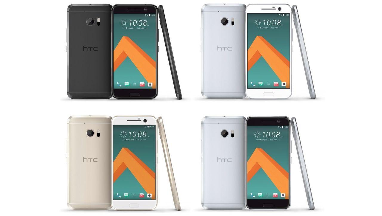 Ett gäng läckta bilder på kommande HTC 10
