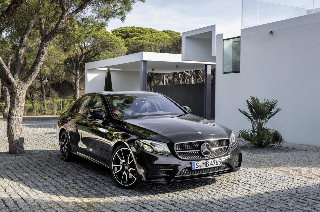 Nytt tillskott i Mercedes lilla AMG-familj