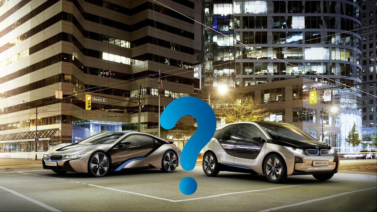 BMW bekräftar i5