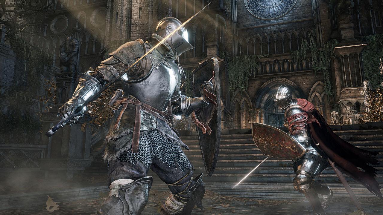 Dark Souls 3 kör 60 fps på PC
