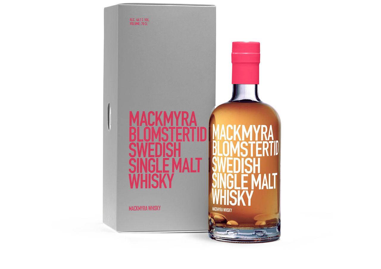 Blomstertid - ny whisky från Mackmyra
