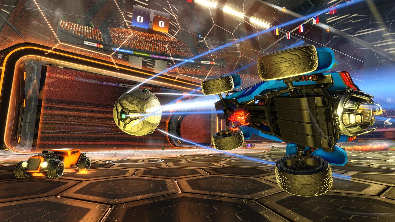 Rocket League för Xbox One får Cross-Network Play