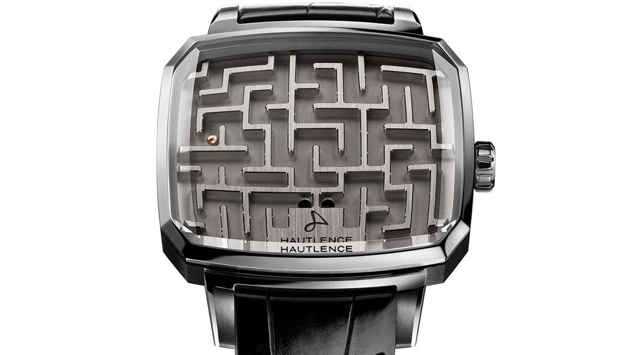 En labyrint man kan ha på armen