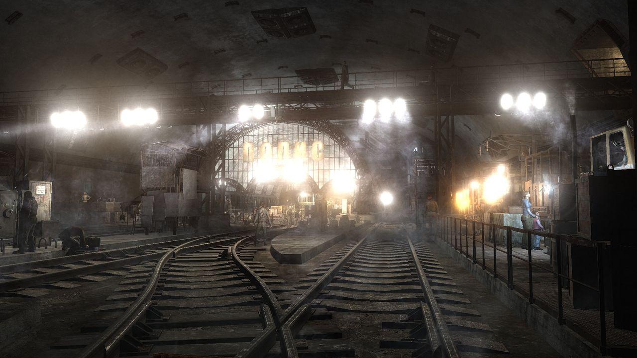 Metro 2033 blir film