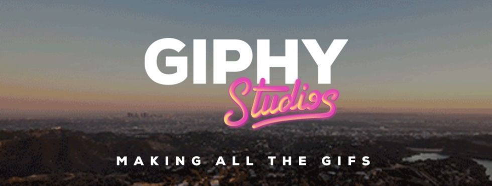 Giphy drar igång Giphy Studios