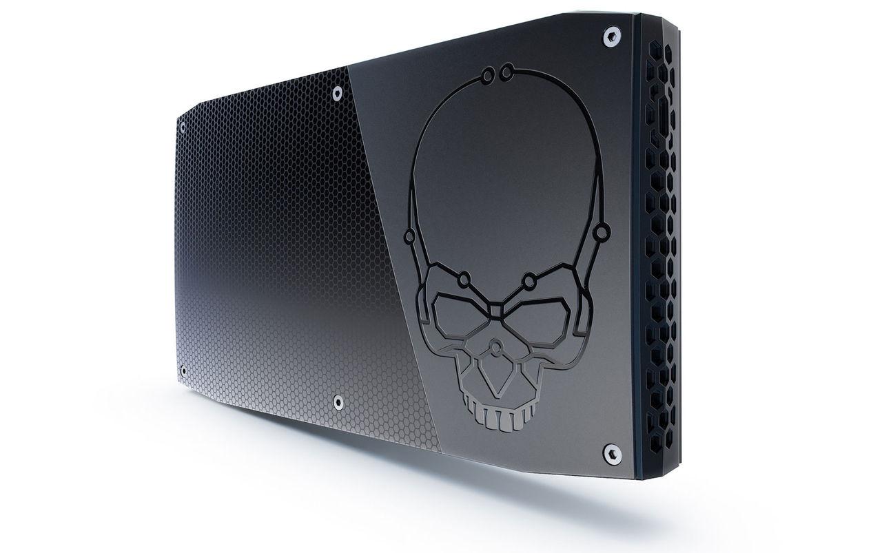 Intels NUC-dator Skull Canyon för gamers släpps i maj
