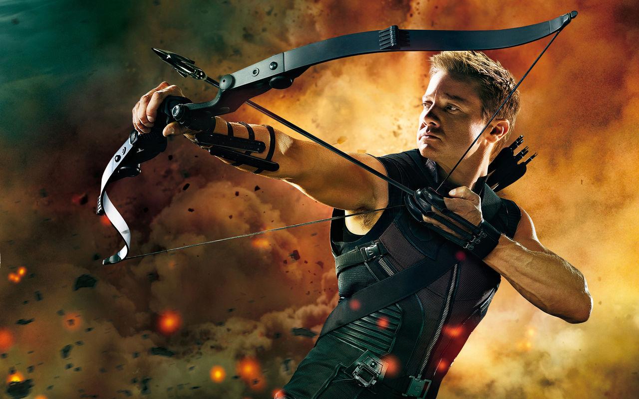 Jeremy Renner vill göra Hawkeye-serie