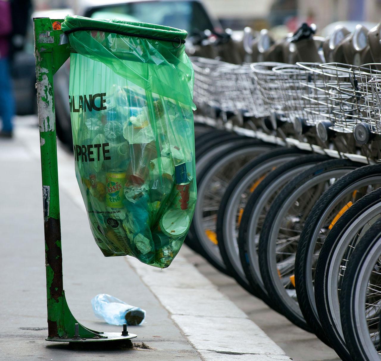 Plastpåsar föreslås bli ordentligt mycket dyrare