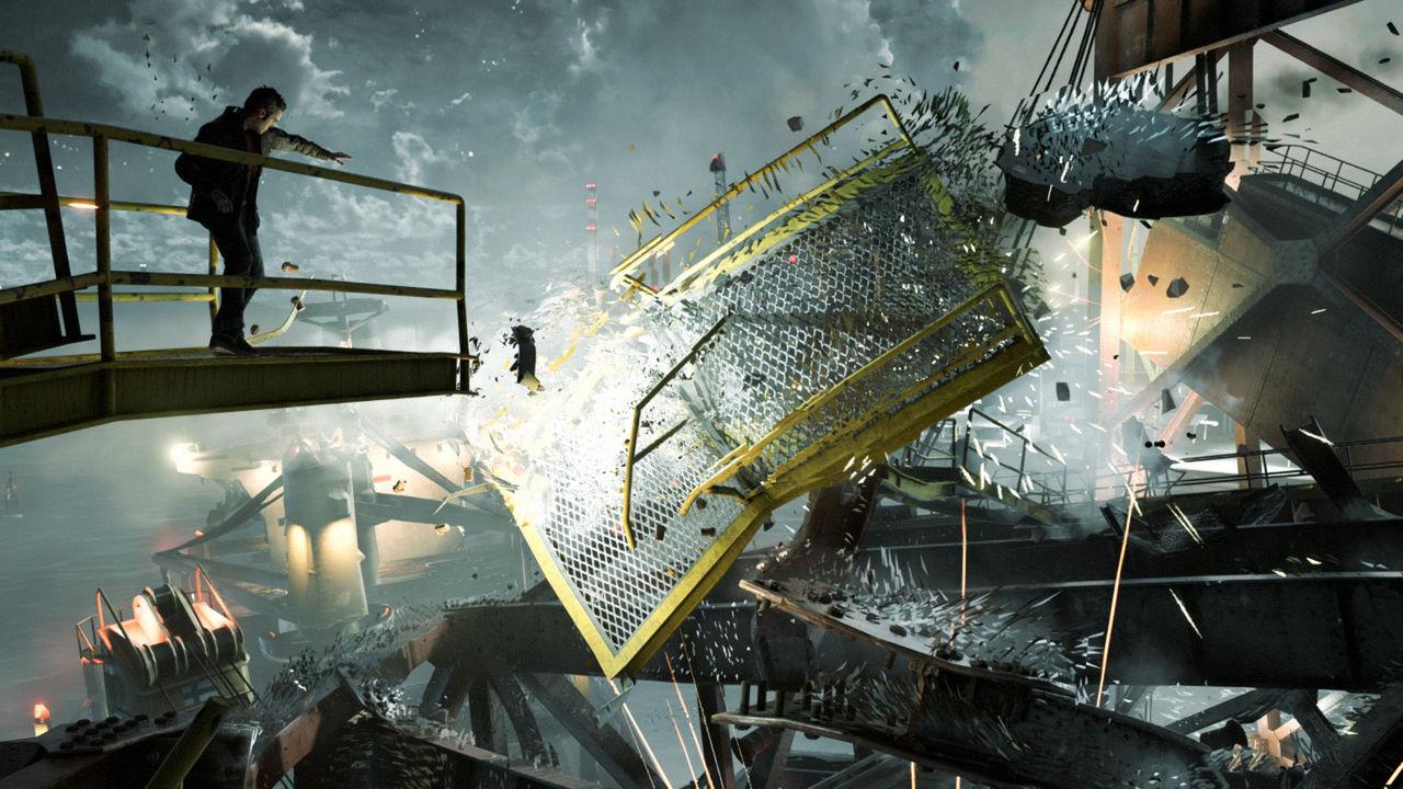 Quantum Break renderas i 720p trots att det utlovats 1080p
