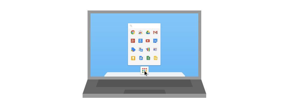 Google skrotar Chrome app launcher
