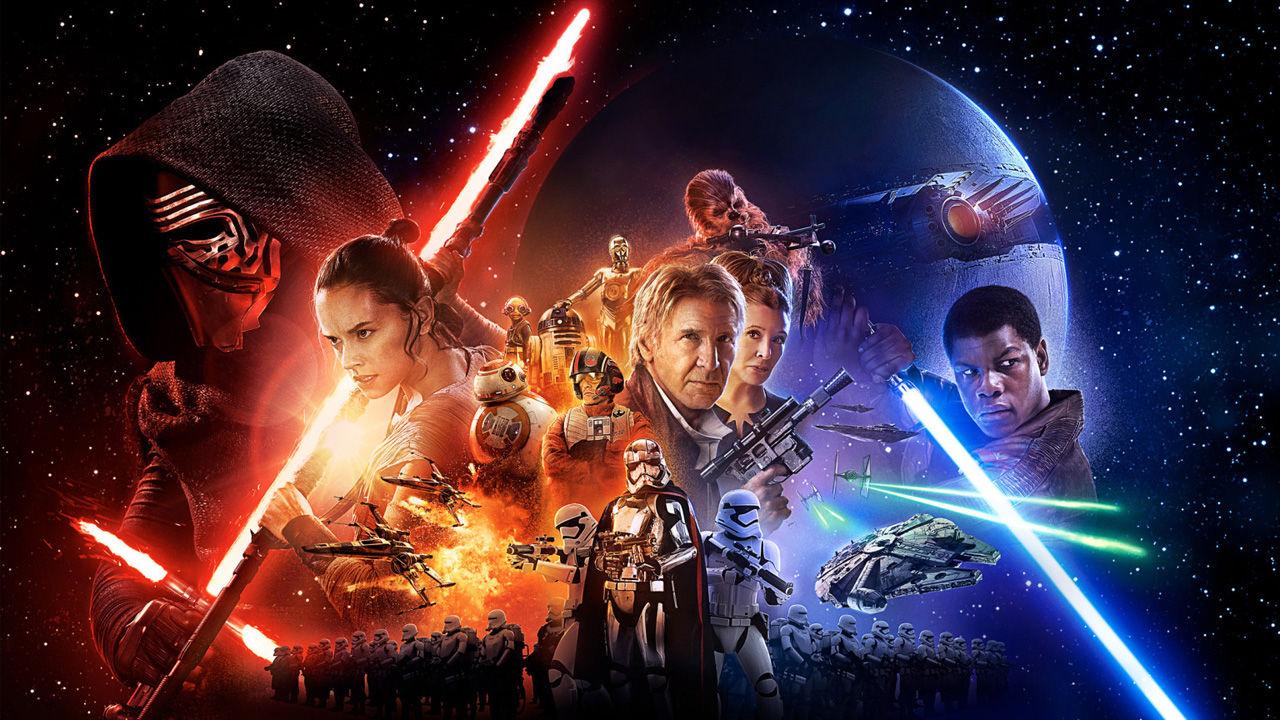Ivriga pirater vill se Star Wars: The Force Awakens