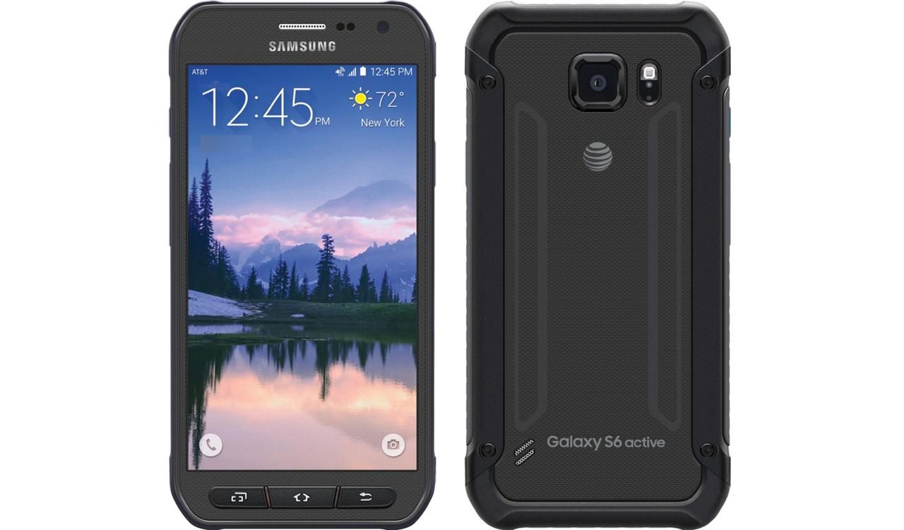 Samsung Galaxy S7 Active på ingång?
