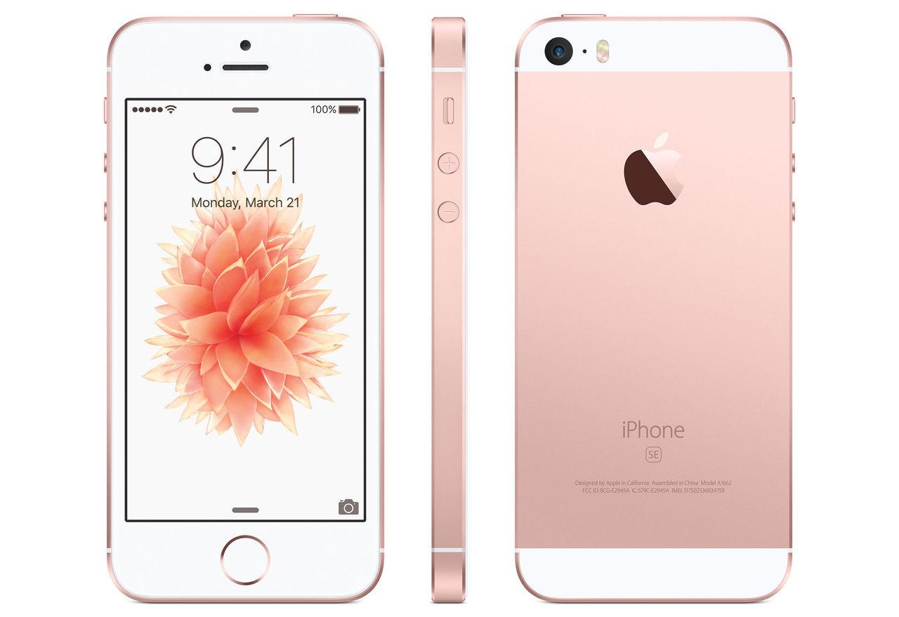 Nu kan du förboka iPhone SE