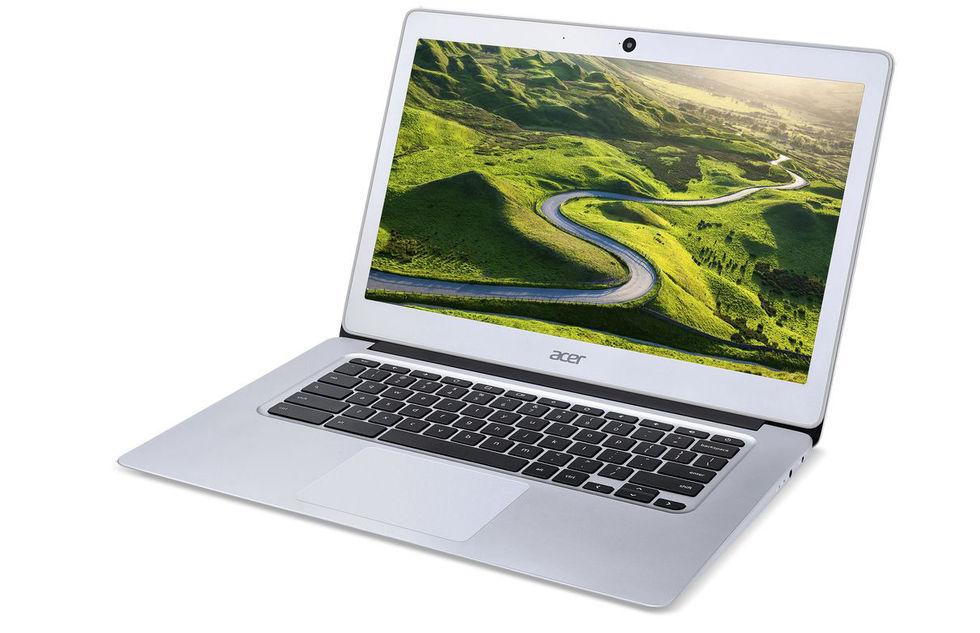Acer visar upp nya Chromebook 14
