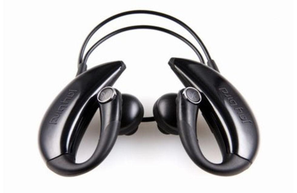 Bluetooth-hörlurar och Bluetooth-adaptrar från JayBird