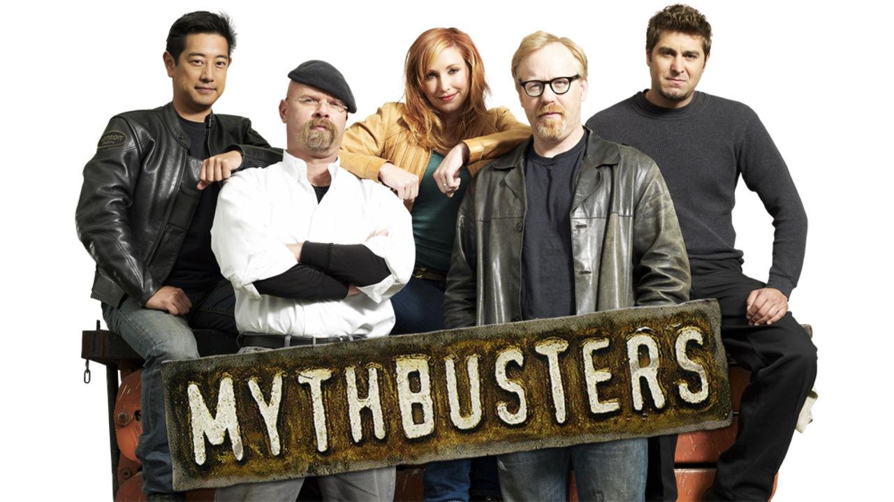 Mythbusters återuppstår