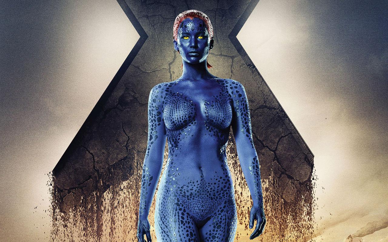 Jennifer Lawrence vill göra fler filmer som Mystique