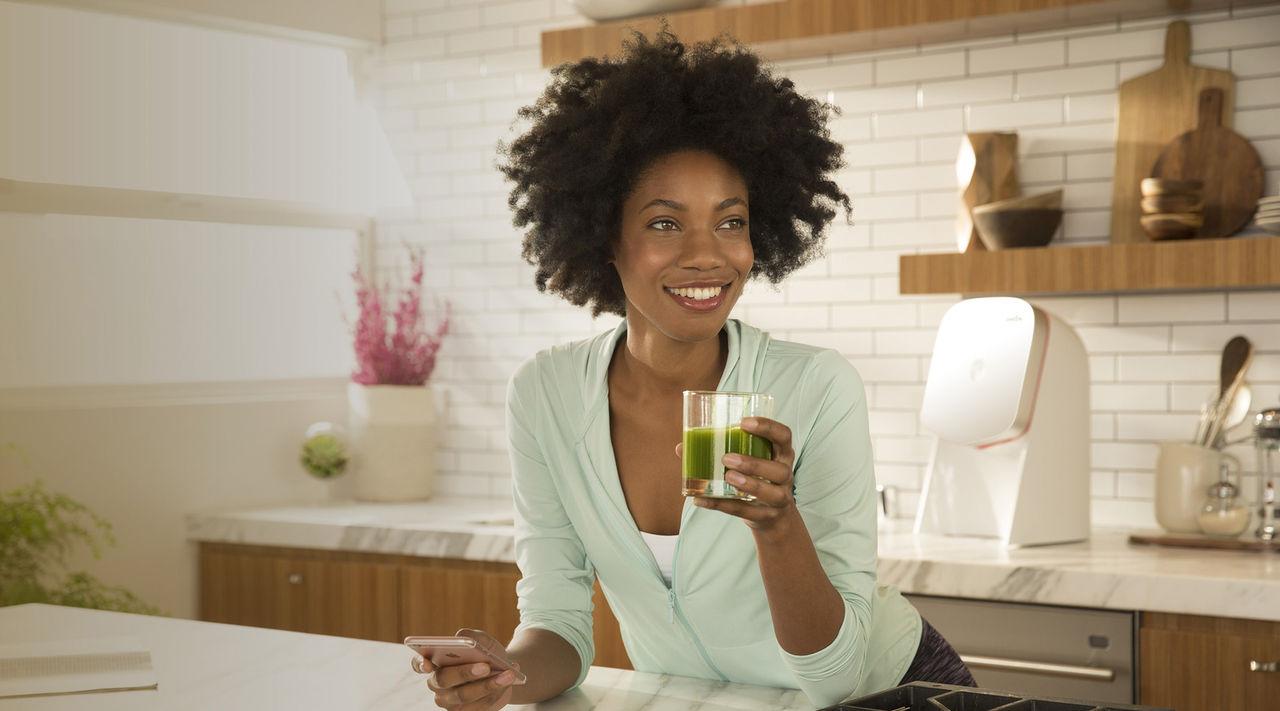 Juicero gör det enklare att göra juice hemma
