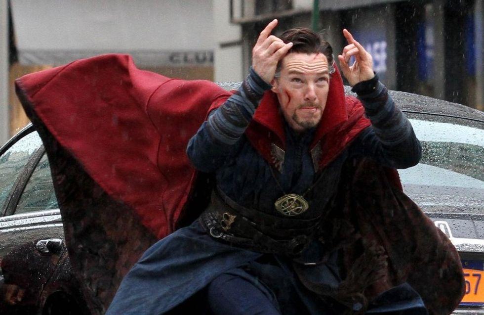 Ett gäng nya bilder från Doctor Strange