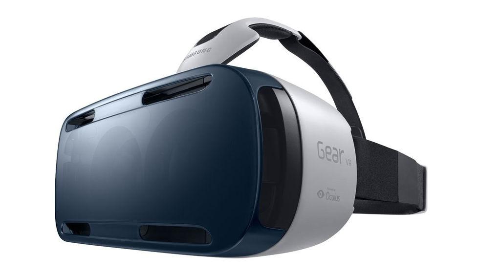 Samsung Gear VR har nu stöd för WebVR
