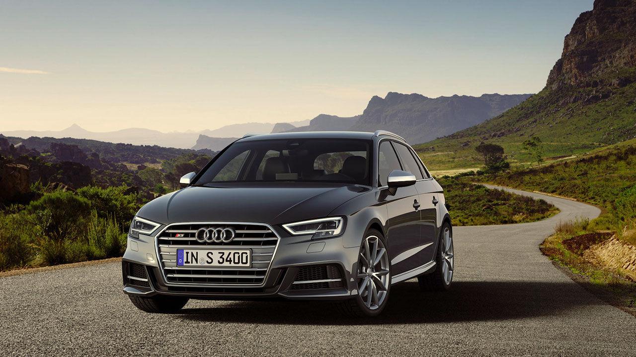 Audi lyfter A3-familjen