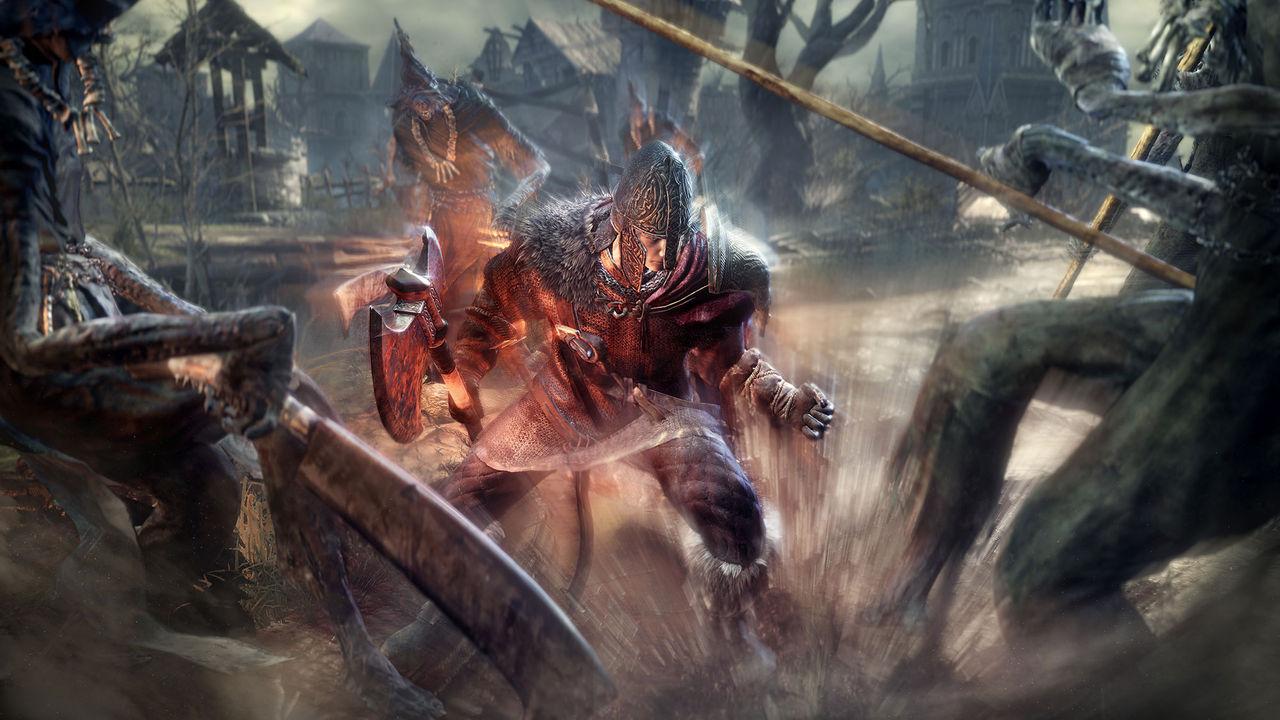Dark Souls III är smärtsamt bra