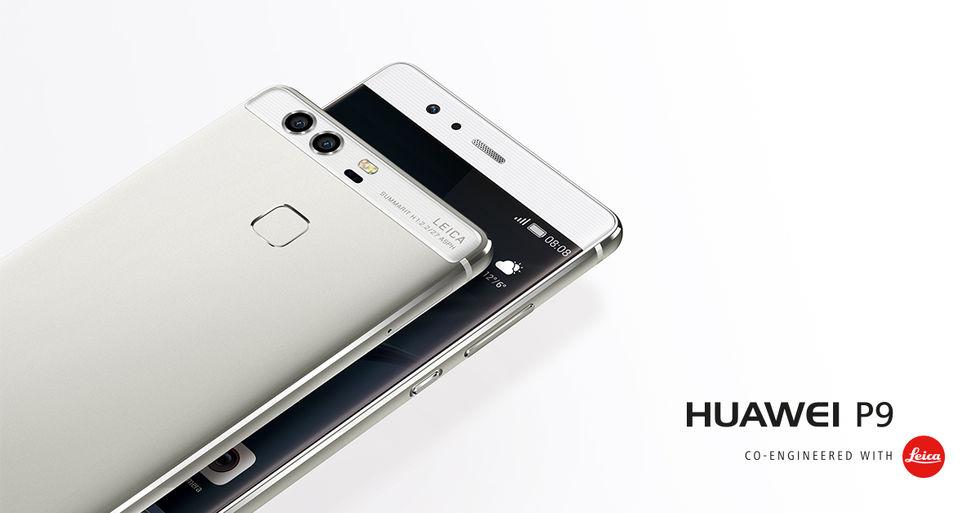 Här är Huawei P9 och P9 Plus