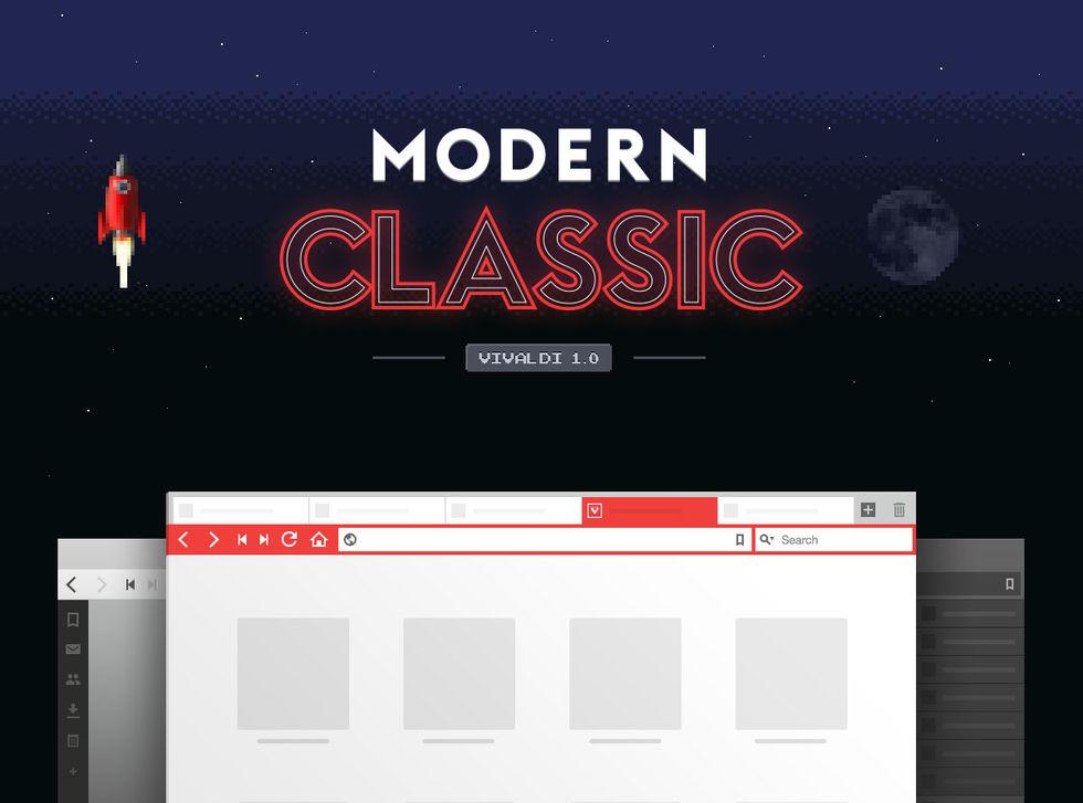Webbläsaren Vivaldi släpps i 1.0-version