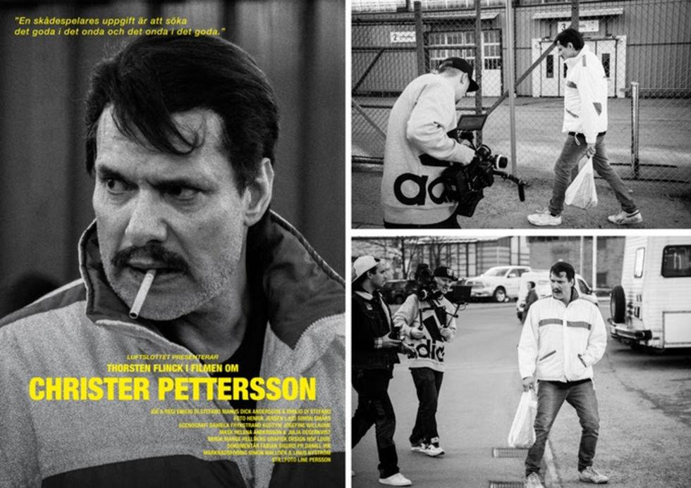 Film om Christer Pettersson på gång
