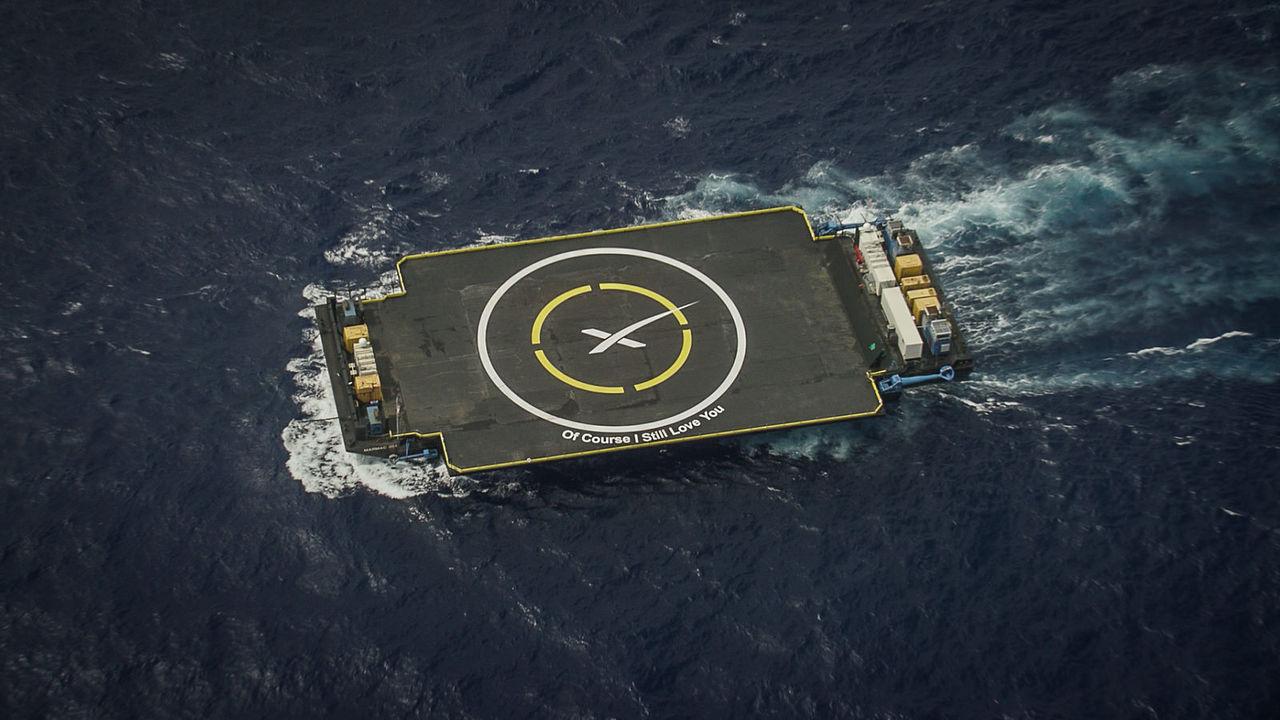 SpaceX skjuter upp en ny Dragon-kapsel till ISS i kväll