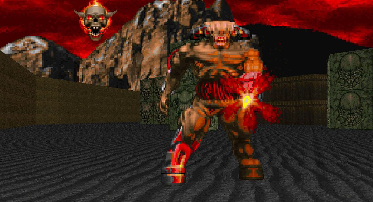 Nu kan du spela Doom med Oculus Rift