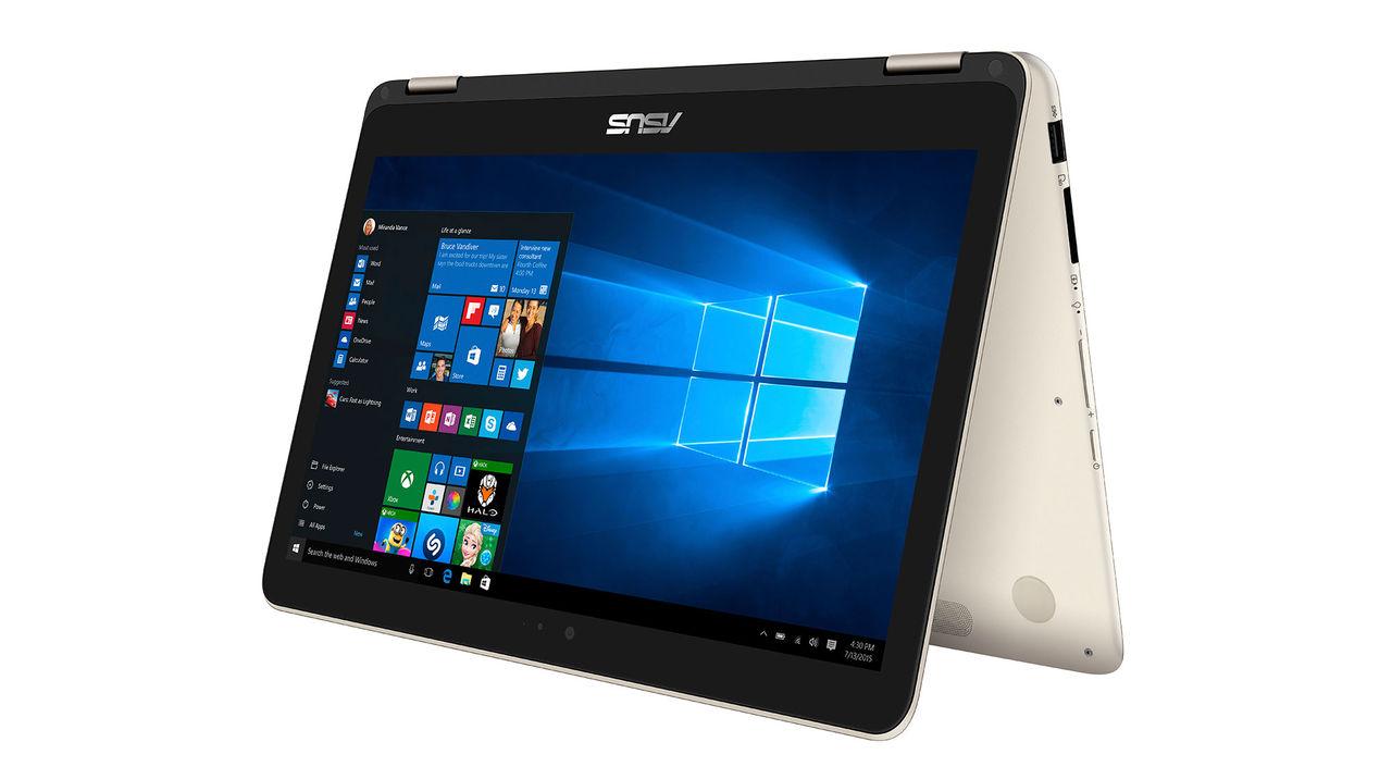Asus lanserar ZenBook Flip UX360