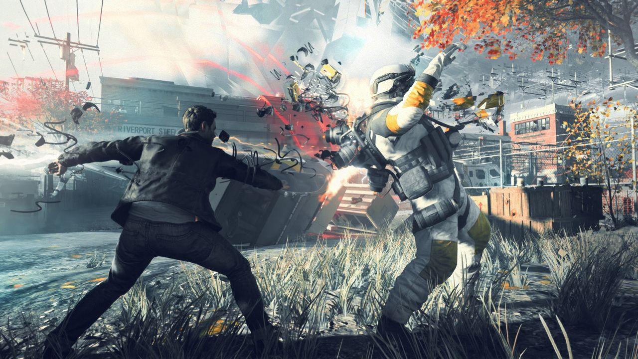 Quantum Break har problem på PC