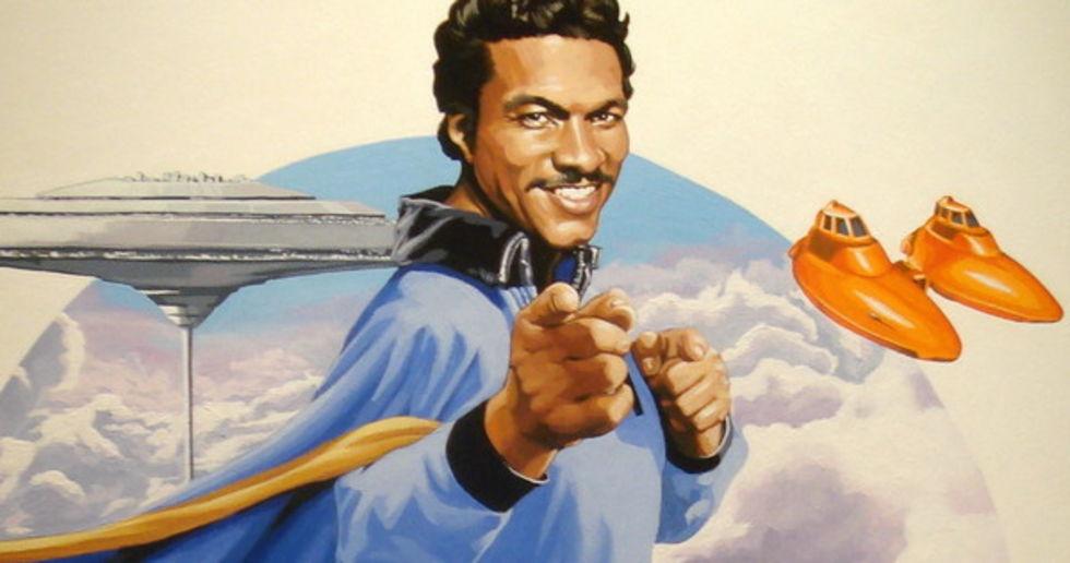 Lando Calrissian till Star Wars Battlefront