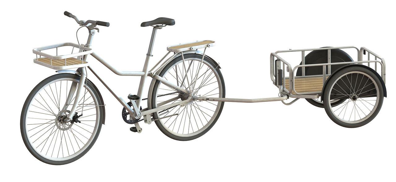 Ikeas kommande cykel har redan fått en utmärkelse