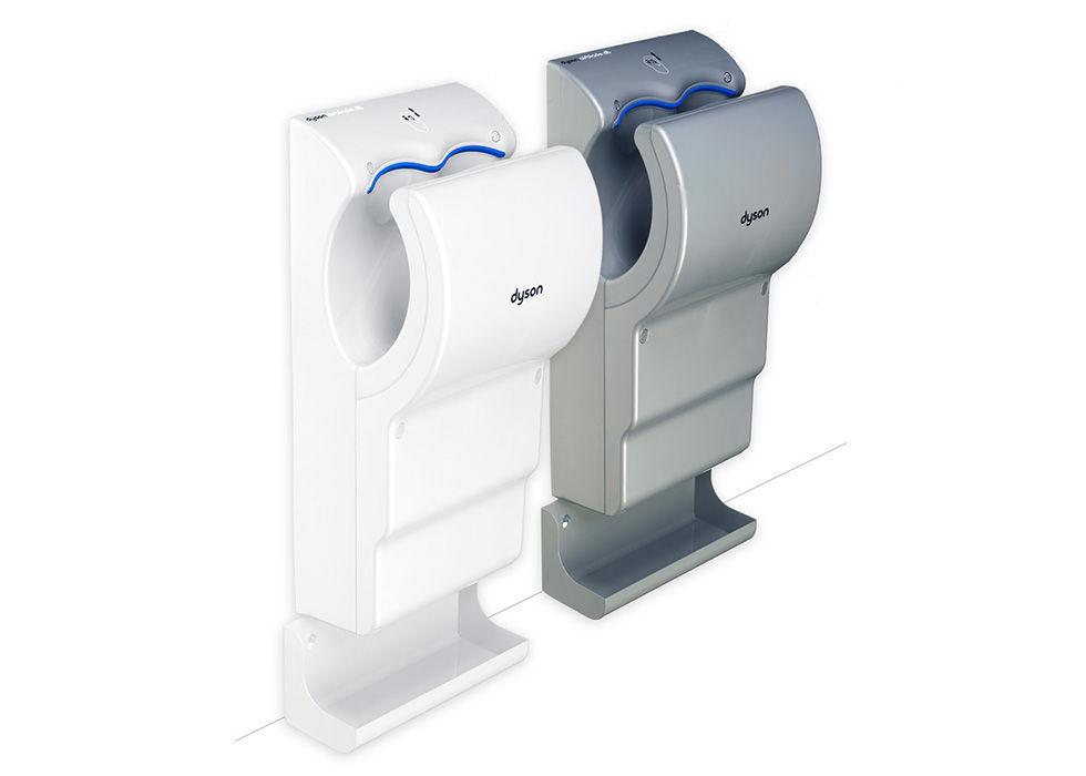 Dyson Airblade sprider 1.300 gånger mer bakterier än en pappershanduk