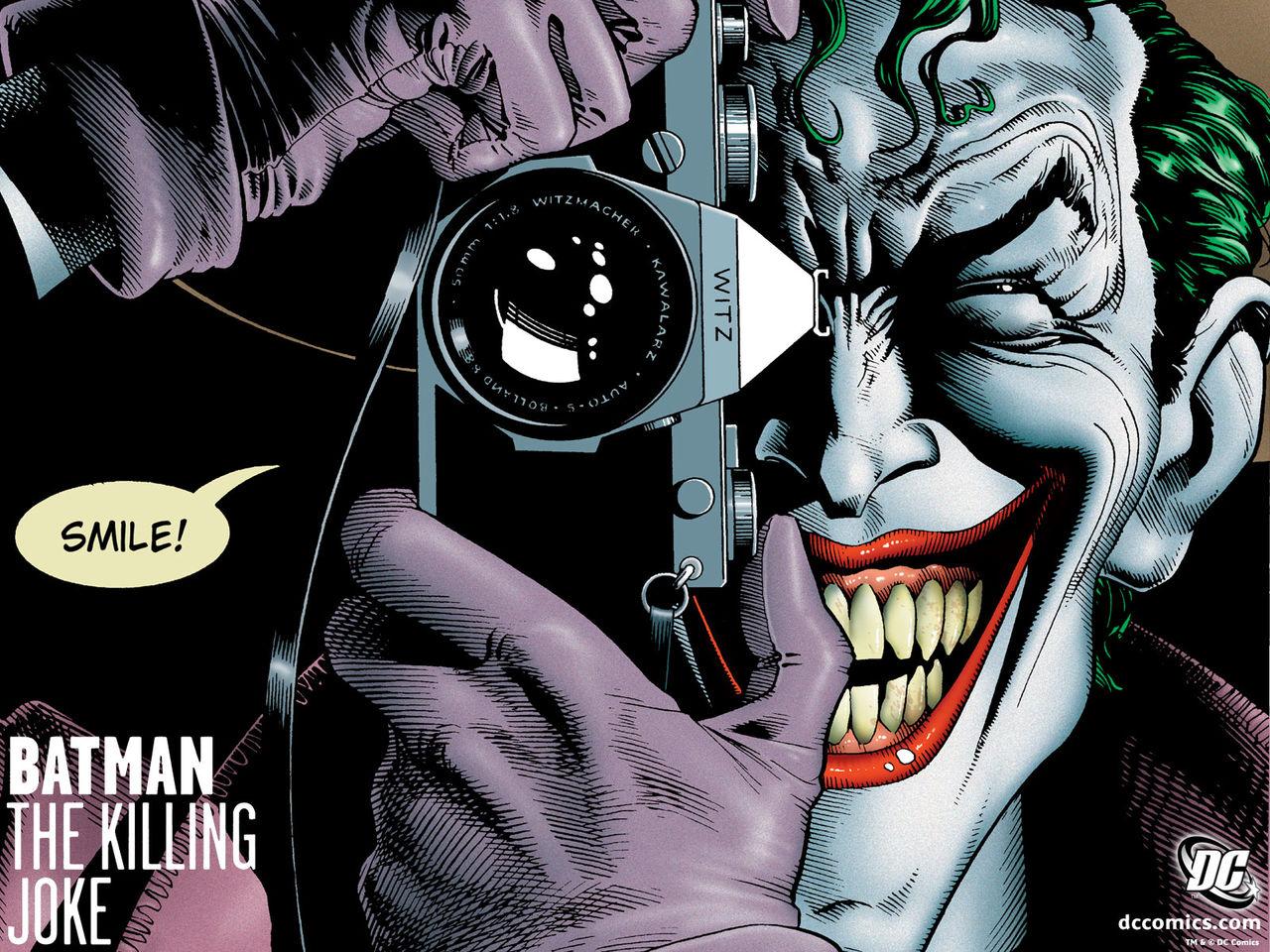 Batman: The Killing Joke får hög åldersgräns