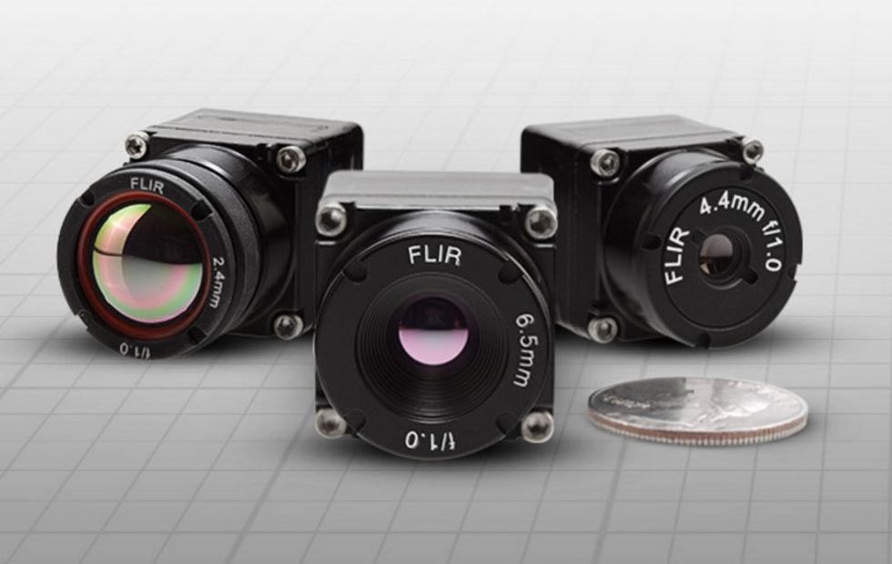 FLIR Boson är en smart värmekamera