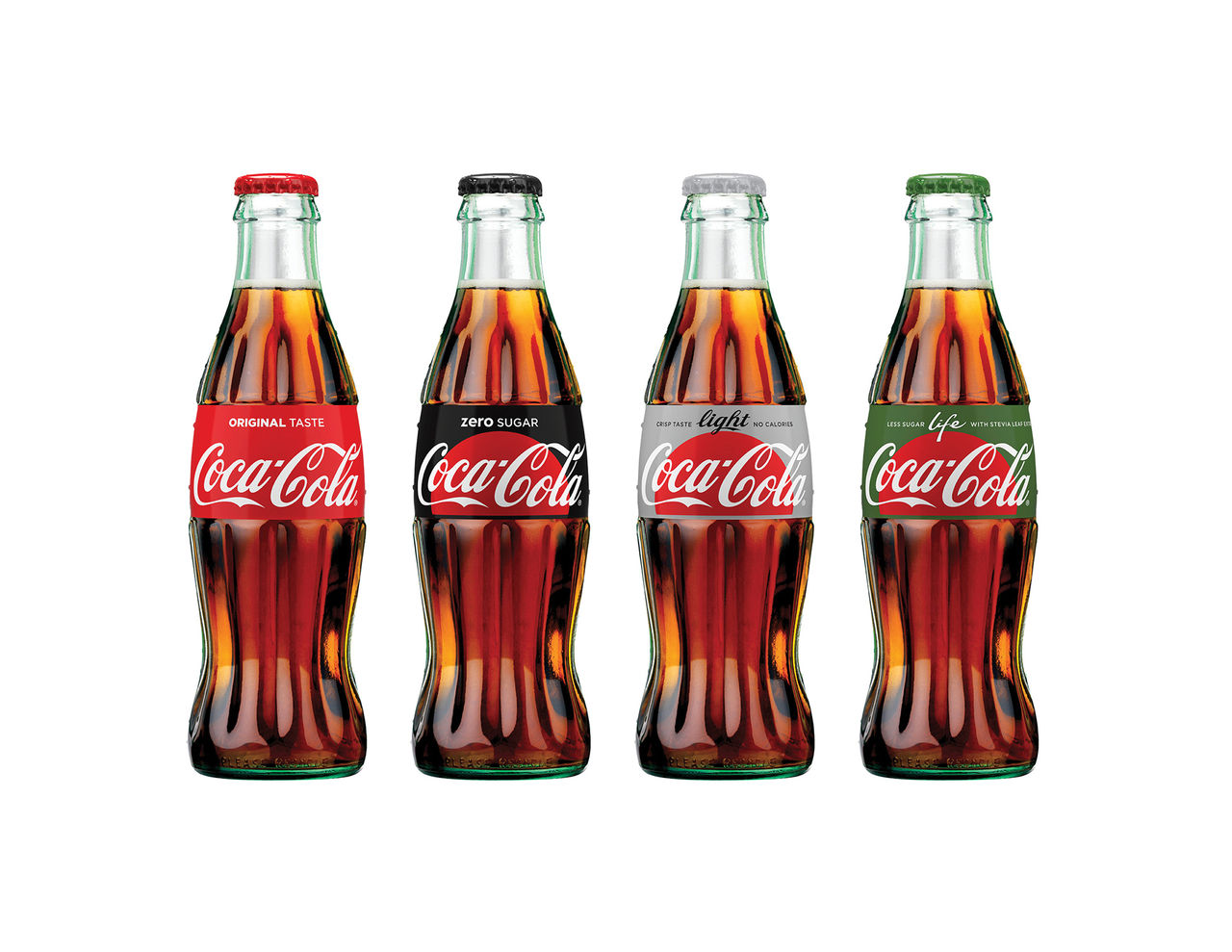 Coca-Cola ändrar sin design
