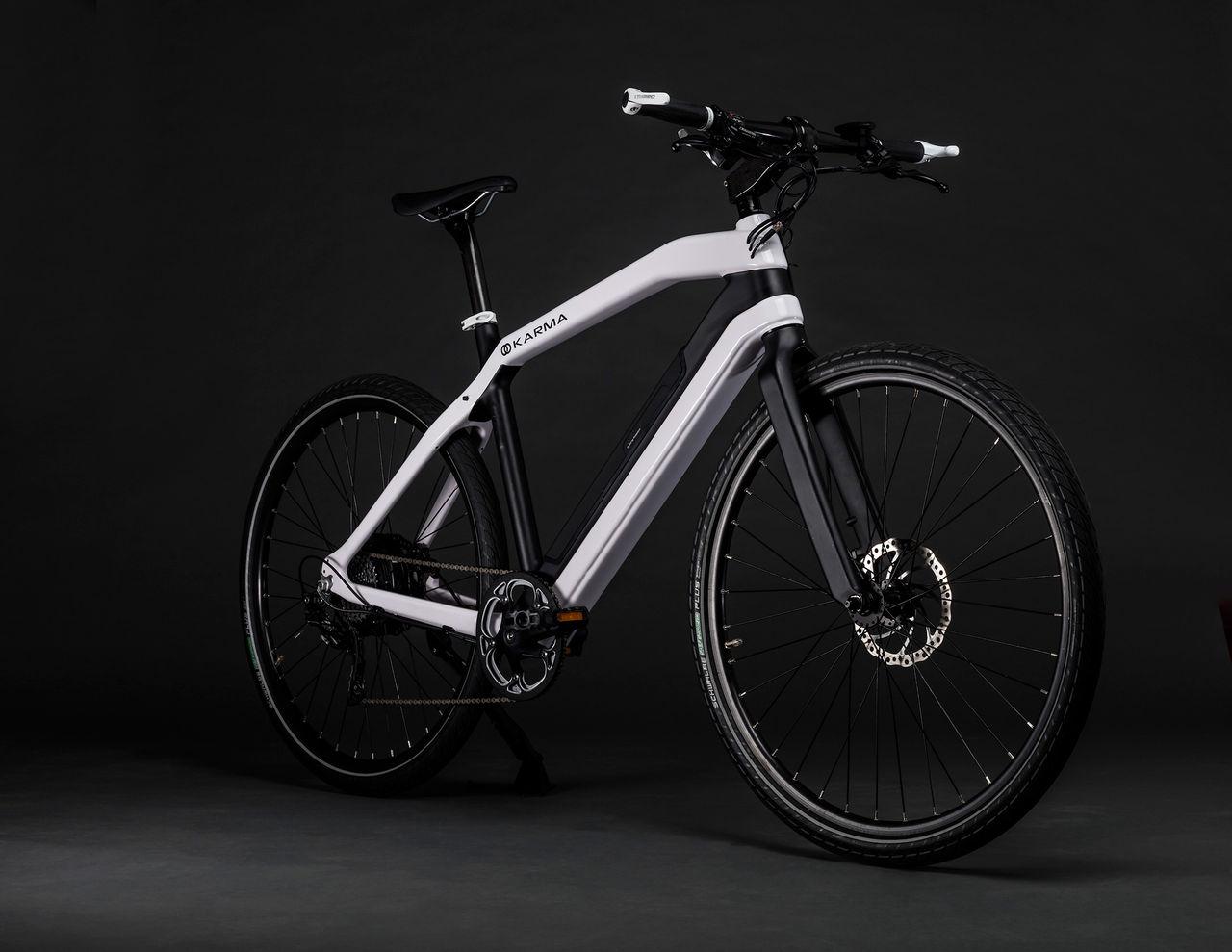 Zeitgeist - ny tillverkare av elcyklar