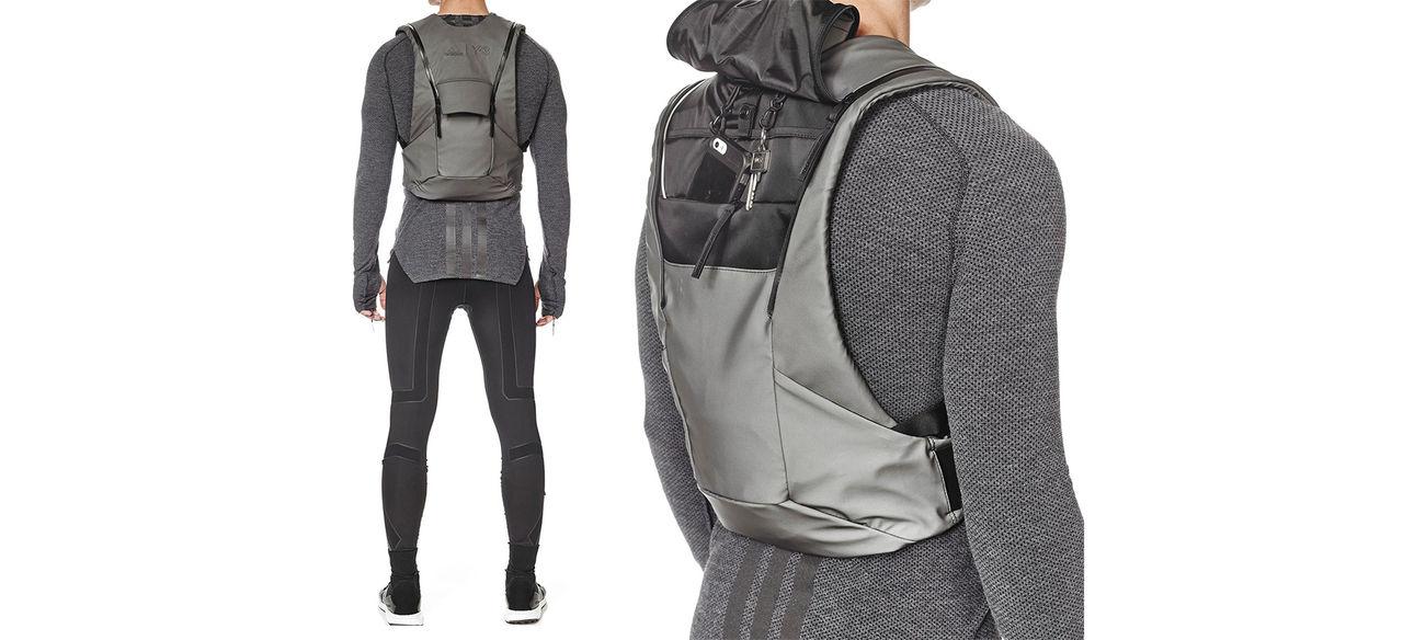 Västryggsäck från Adidas