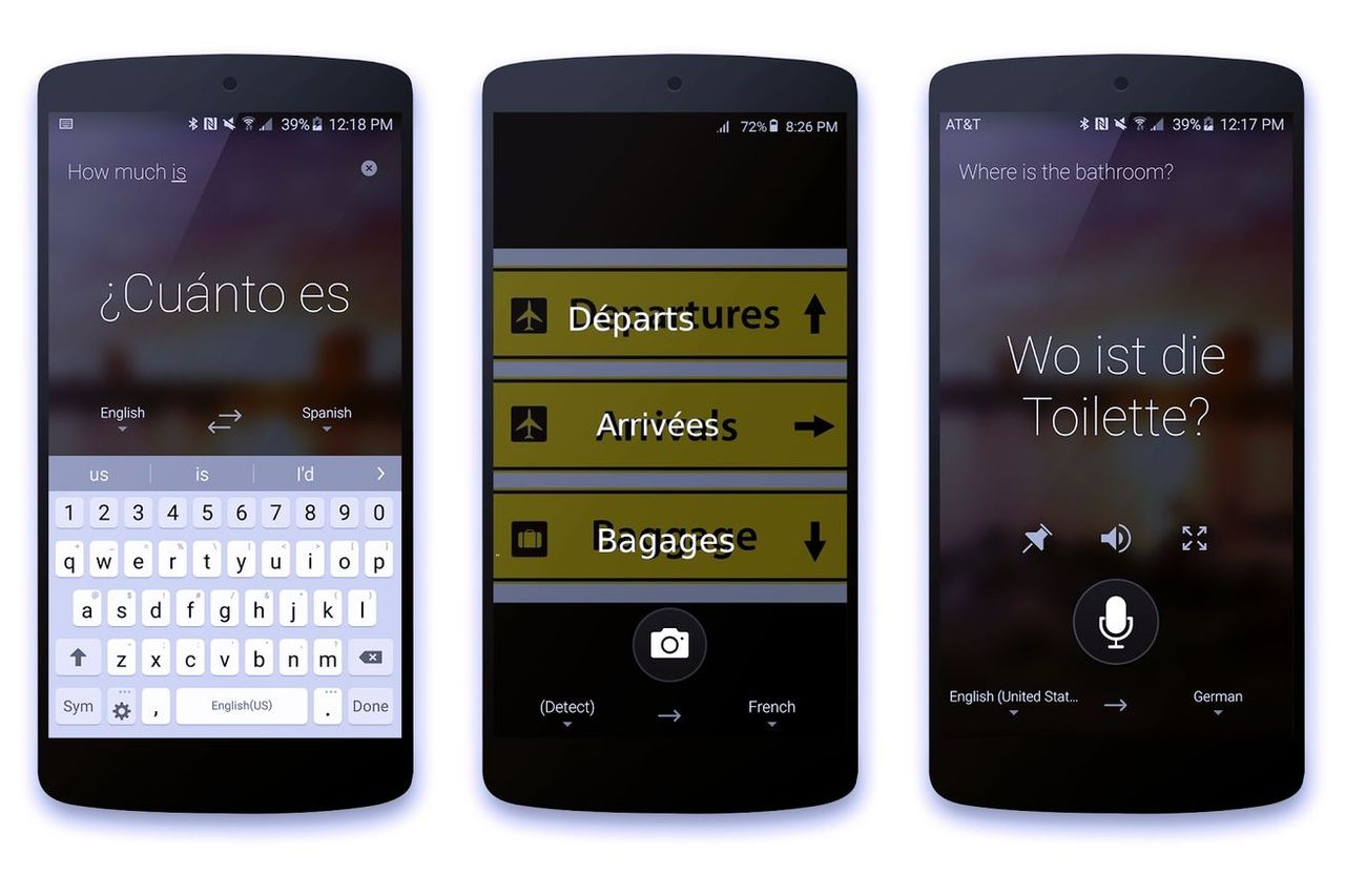 Nu kan Mircrosofts översättningsapp till Android översätta bilder