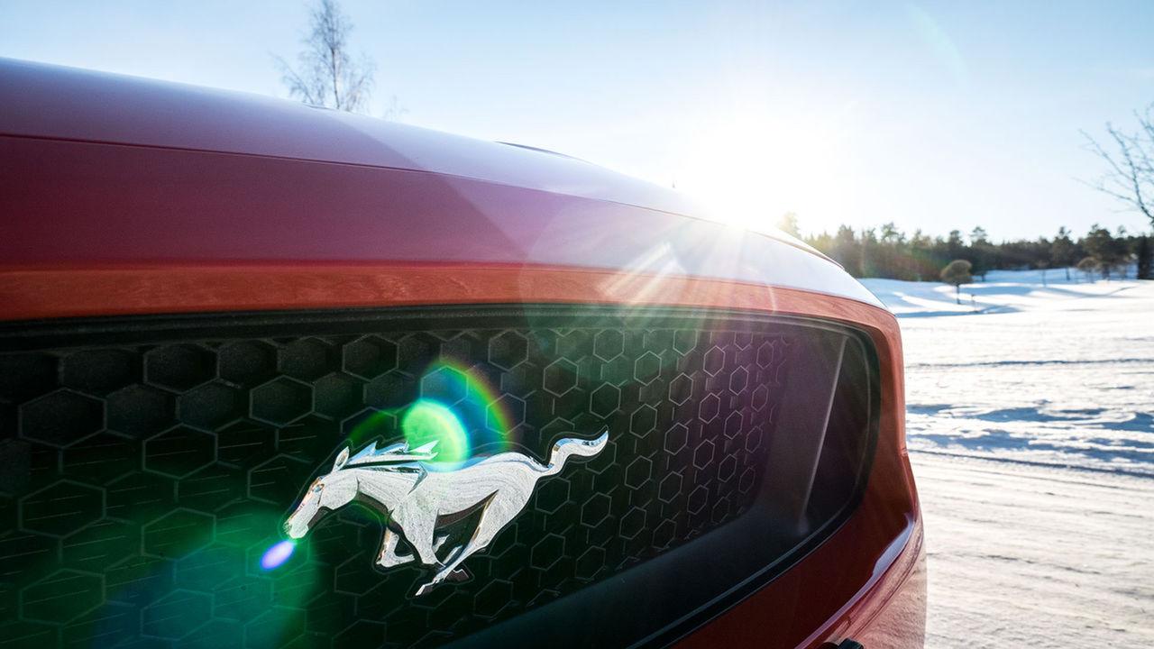 Ford Mustang blev världens mest sålda sportbil förra året