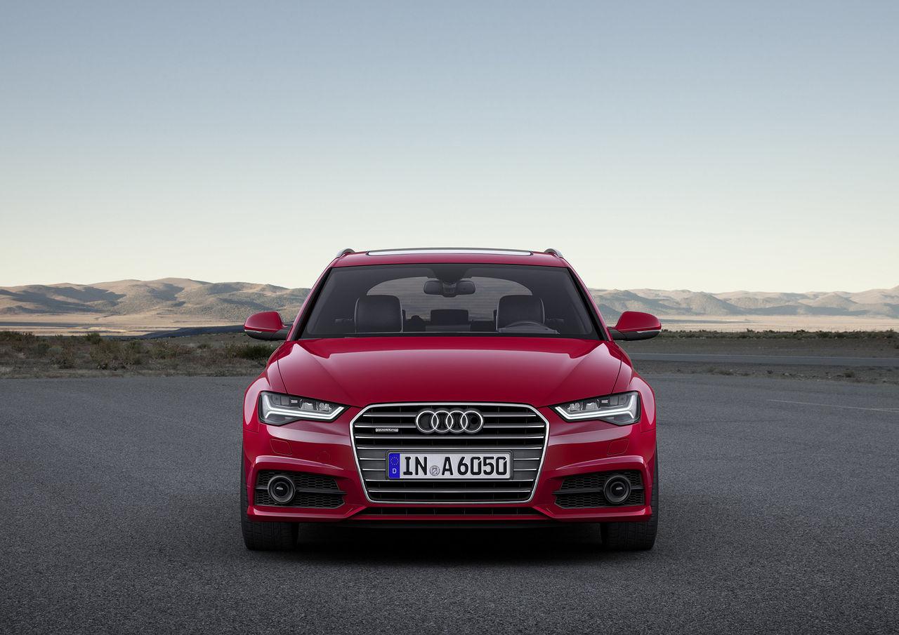 Audi lyfter A6 och A7 - igen