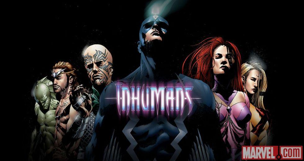 Inhumans-filmen har inget premiärdatum längre