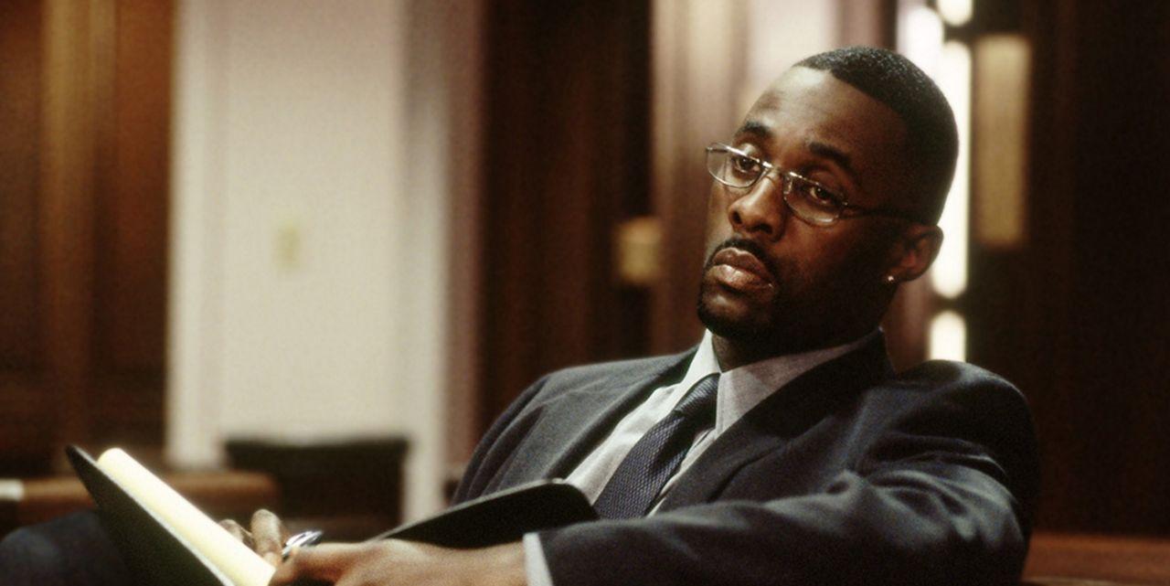 Idris Elba är politiskt aktiv i Guerrilla