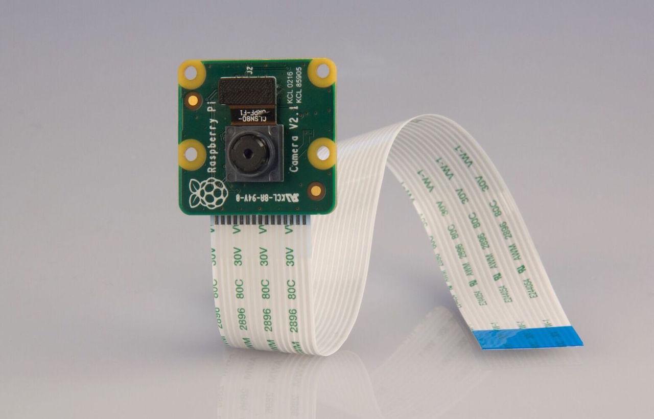 Raspberry Pi börja sälja ny kamera från Sony